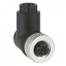 M12 elbow connector