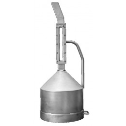 20 liter stainless steel...