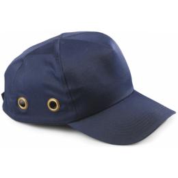 Bump cap navy blue
