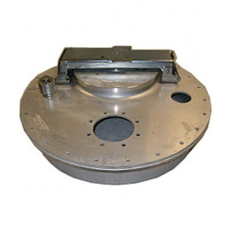 600mm bolted manhole cover...