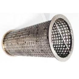 Panier filtrant inox DN150...