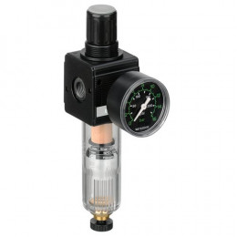Pneumatic filter regulator...
