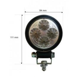 Projecteur LED 10-24v avec...