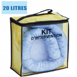 Kit anti pollution...