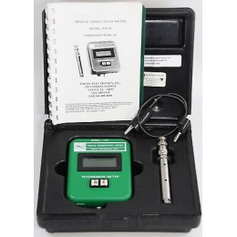 Digital conductivity meter...