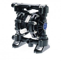 Pneumatic diaphragm pump...