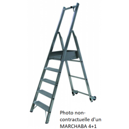 Workshop Step ladder ABA...