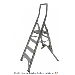 Refuelling step ladder ABA...
