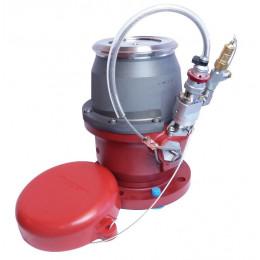 Vanne hydrant 4'' carter...