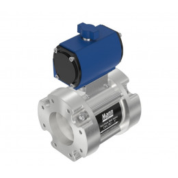 Ø80 pneum. b.valve ps16bar...