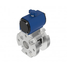 Ø50 pneum. b.valve ps16bar...