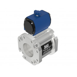Ø100 pneum. b.valve ps16bar...