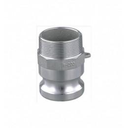 Aluminium camlock adaptor...