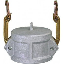 2'' Aluminium camlock cap